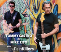 Tommy Castro & Mike Zito - 6 Strings Down tour!