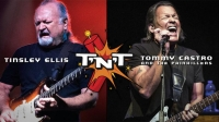 TnT Tour - Tommy Castro AND Tinsley Ellis