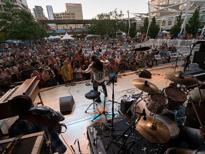 The Utah Blues Festival