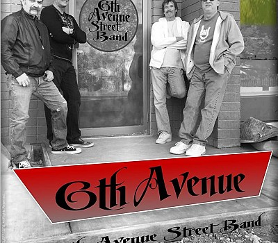 6th Avenue Street Band